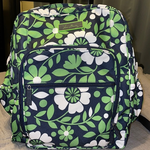 """Vera Bradley """"Lucky You"""" Large Backpack"""